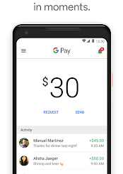 How to send and receive money through gmail