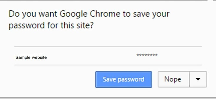Remove Saved Passwords from Google Chrome