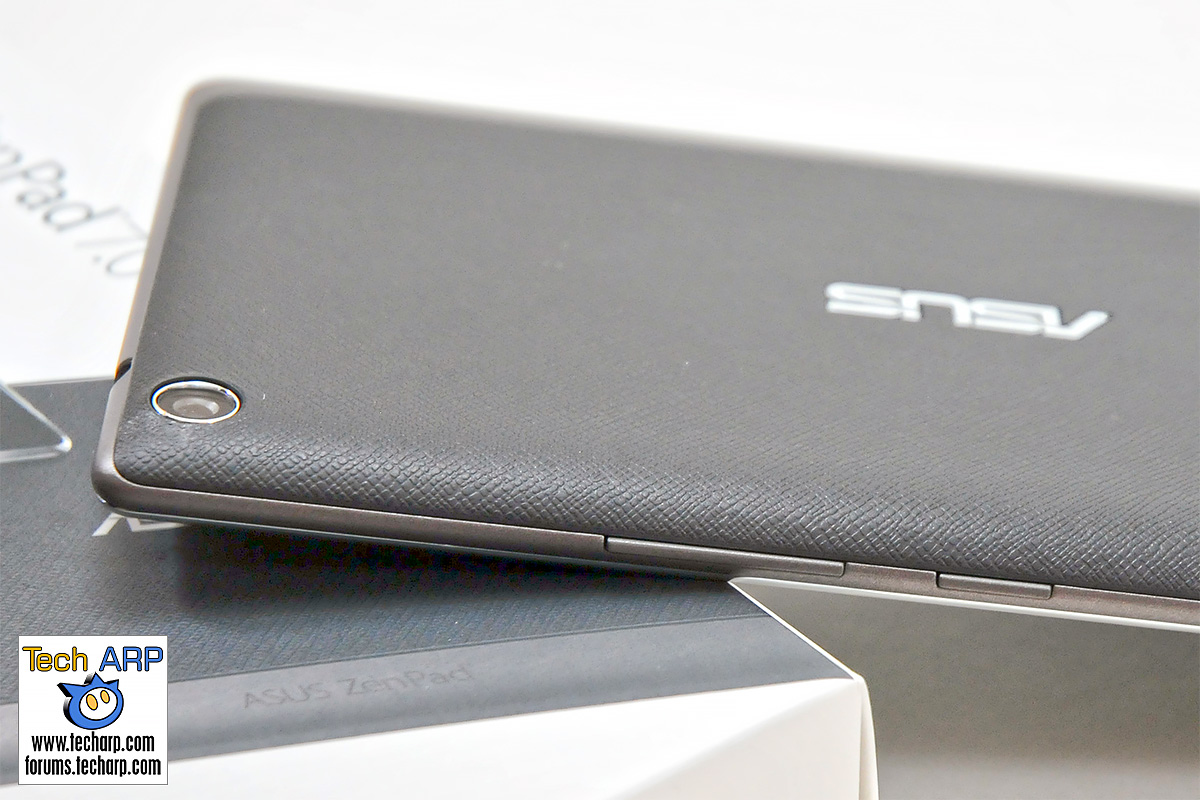 ASUS ZenPad 7.0 (Z370CG) Tablet - Textured finish