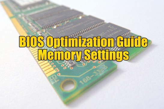 32 Byte Granularity – BIOS Optimization Guide