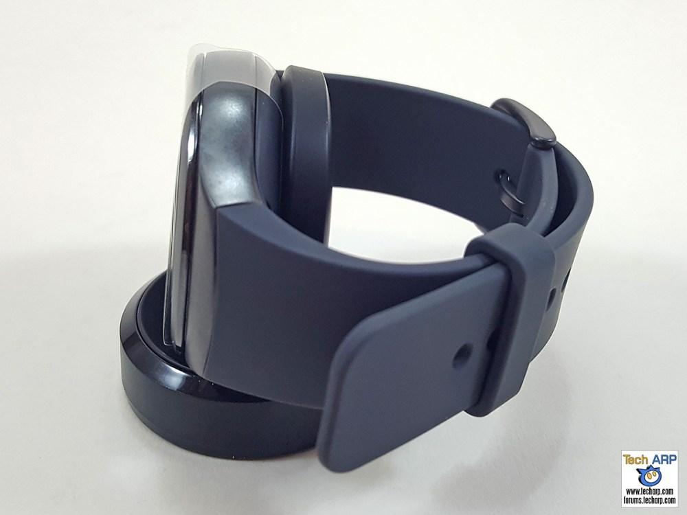 Samsung Gear S2 wireless charging dock