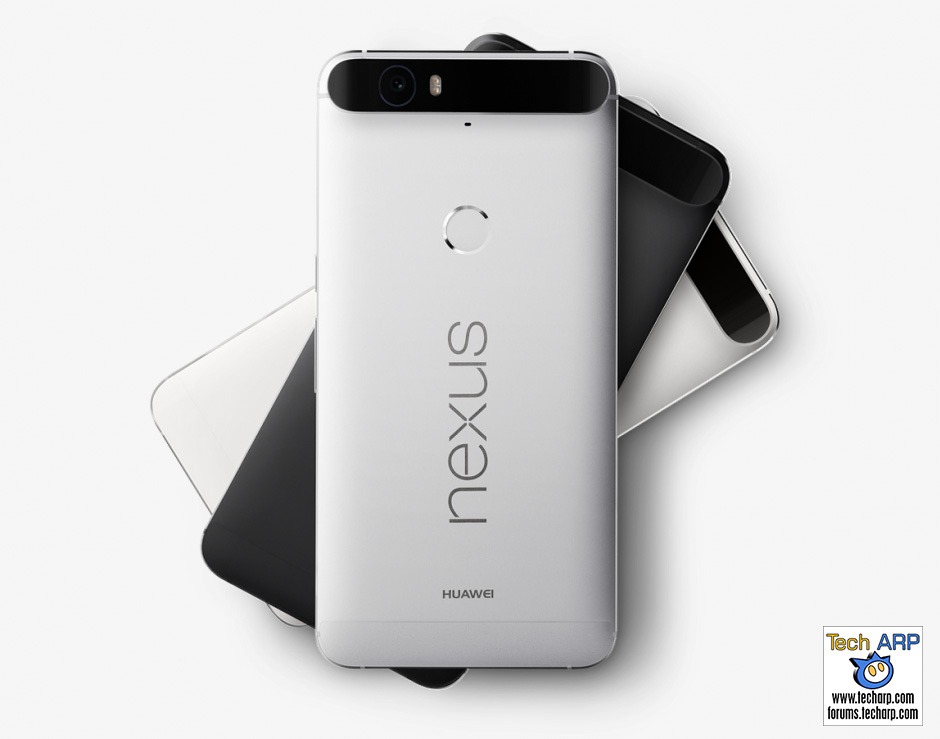 Google Nexus 6P by Huawei
