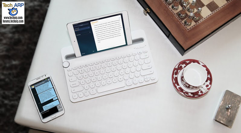 Logitech : Rise of Technology Within Family Households