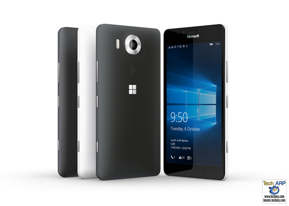 Lumia 950 - The Phone That Works Like Your PC