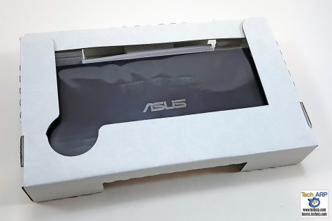 Inside the ASUS Power Case box