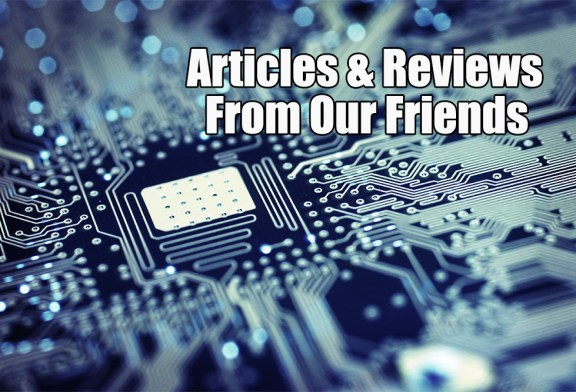 Articles & Reviews From Our Friends (21 November 2016)