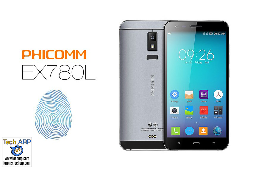 PHICOMM EX780L Smartphone Now Available On Lazada