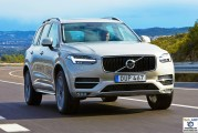 Volvo XC90 To Use NVIDIA DRIVE PX 2 Computer