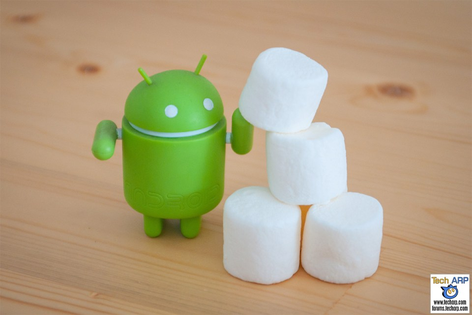 Android 6.0 Marshmallow & New Games For NVIDIA Shield
