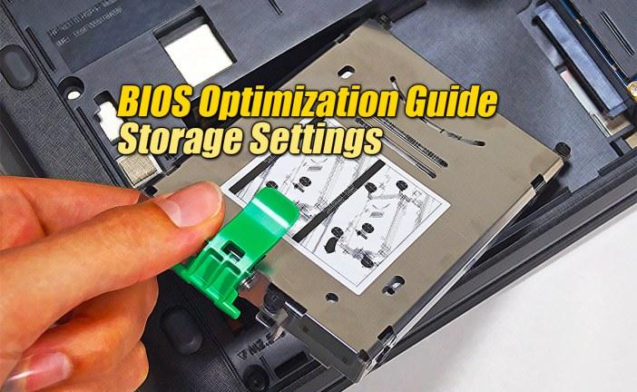 ARMD Emulation Type – BIOS Optimization Guide