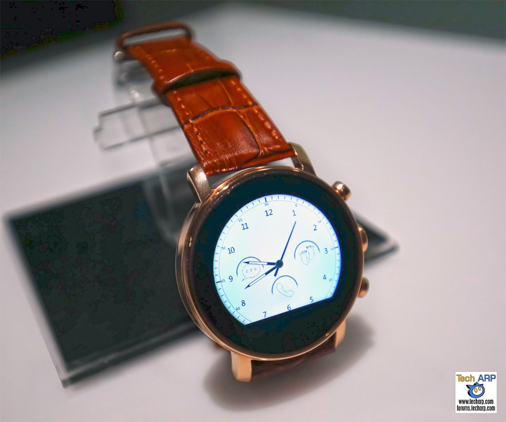 EXMobile EX Watch smartwatch