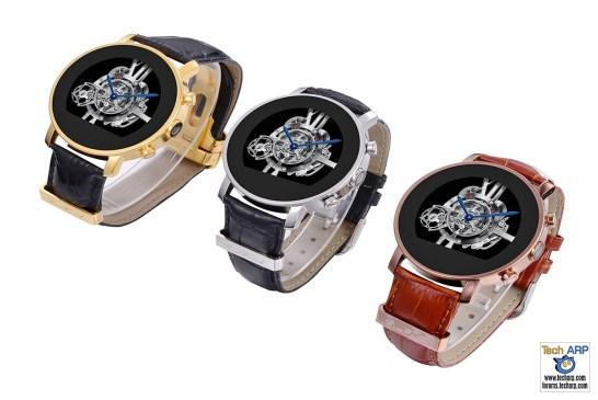 EXMobile EX Watch smartwatch