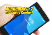 Alcatel Flash 2 Giveaway Contest (Results)