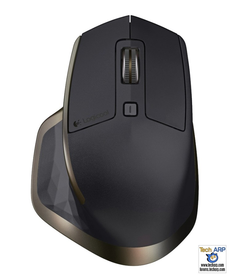 Logitech Wins Five 2015 Good Design Awards - Logitech MX Master Wireless Mouse