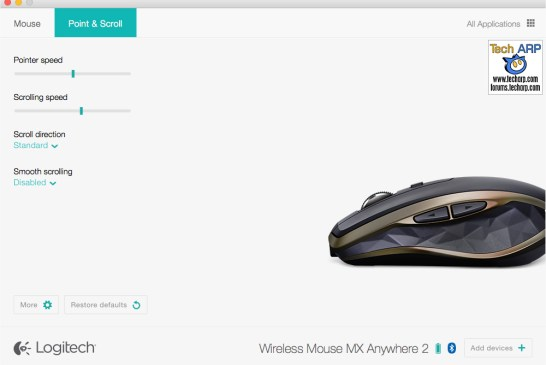 Logitech MX Anywhere 2 Wireless Mouse Review | Page 4