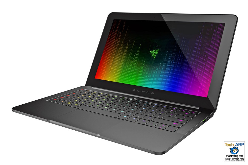 Razer Blade Stealth Gaming Ultrabook Launched