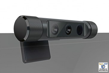 Razer Stargazer Webcam Features Intel RealSense Tech