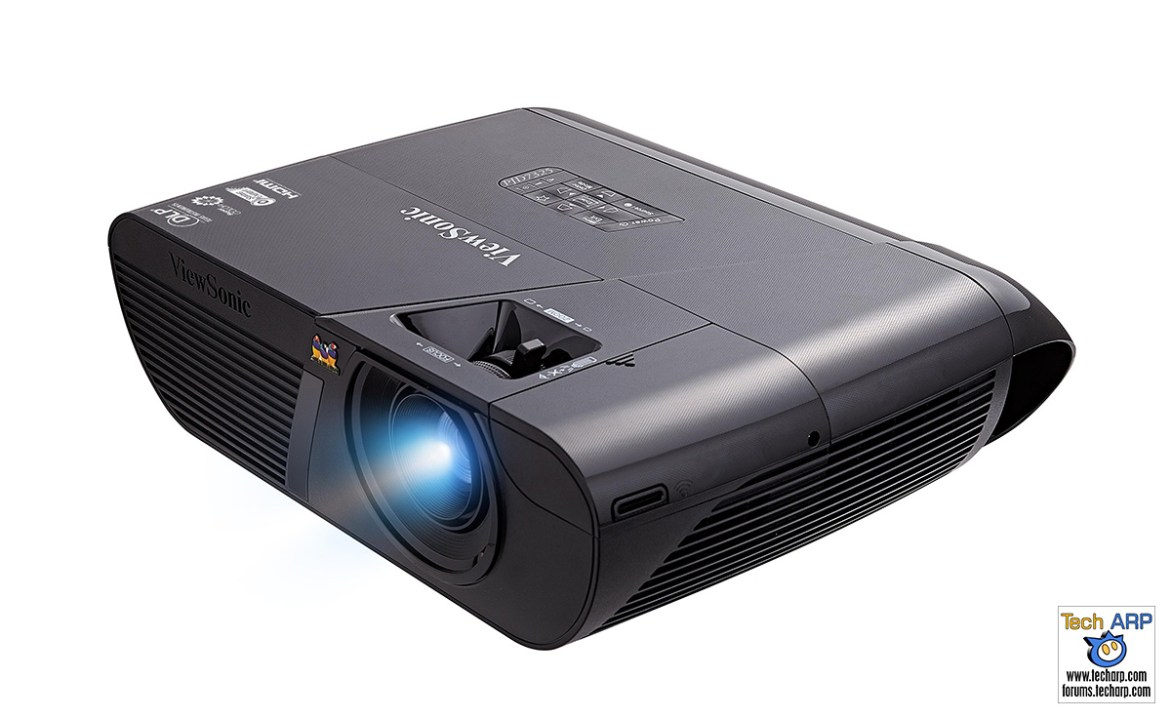 ViewSonic PJD7325 - ViewSonic LightStream Projectors Now Deliver 4000 Lumens