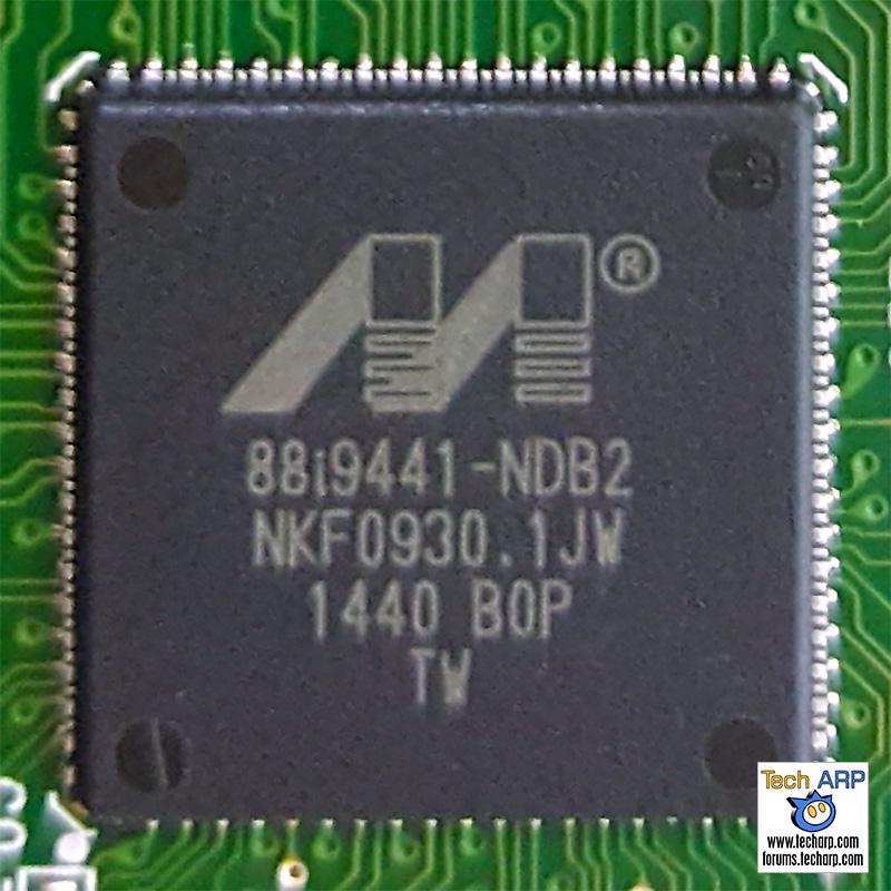 Marvell 88i9441 Soleil-H SSHD controller