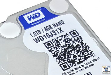 WD Blue SSHD (WD10J31X) 1TB Review Rev. 2.0