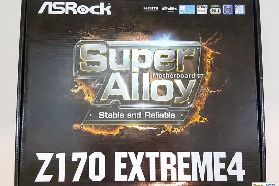 ASRock Z170 Extreme4 Box