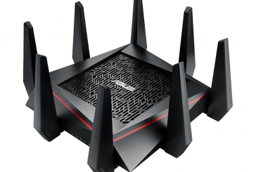 ASUS RT-AC5300 Tri-Band WiFi Router Revealed