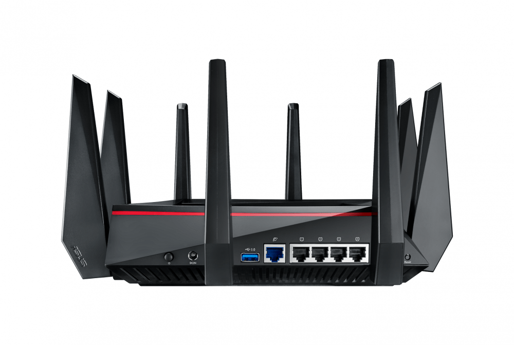 Asus Unveils RT-AC5300 tri-band Wi-Fi router