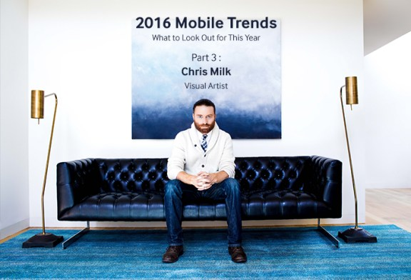 2016 Mobile Trends Part 3 : Emergence of Virtual Reality