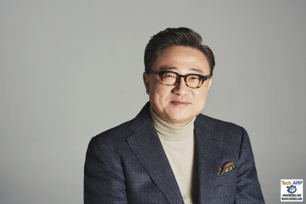 Interview With New Samsung Mobile President, Dongjin Koh