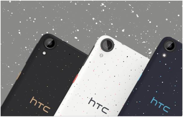 HTC Desire 530, 630, 825 Smartphones Launched