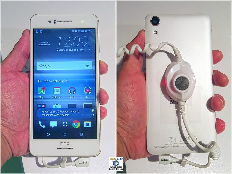 HTC Desire 728 Smartphone