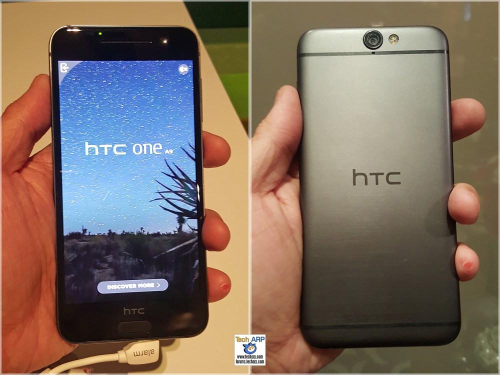HTC One A9 Smartphone