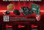 Free MSI Gaming Mouse Bundle Announced