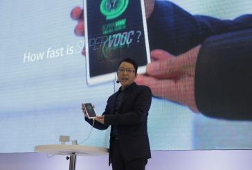 OPPO Super VOOC Flash Charge & SmartSensor Unveiled