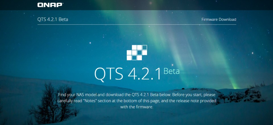 QNAP QTS 4.2.1 Beta Now Available For Download