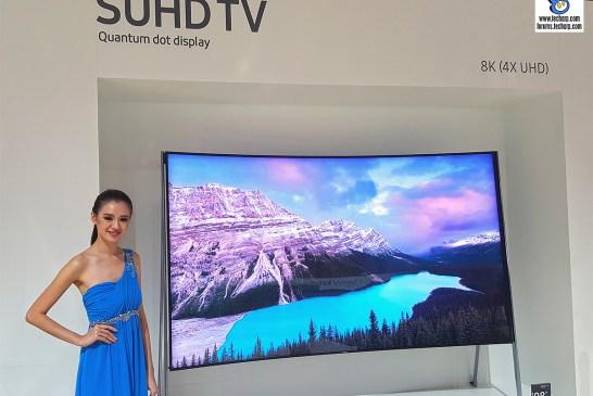 Samsung 8K SUHD TV
