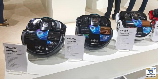 New Samsung VR9000 POWERbot Models Revealed