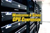 The Workstation & Server CPU Comparison Guide Rev. 9.0