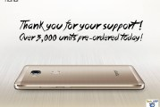 Over 3,000 honor 5X Smartphones Sold On Pre-Order Day