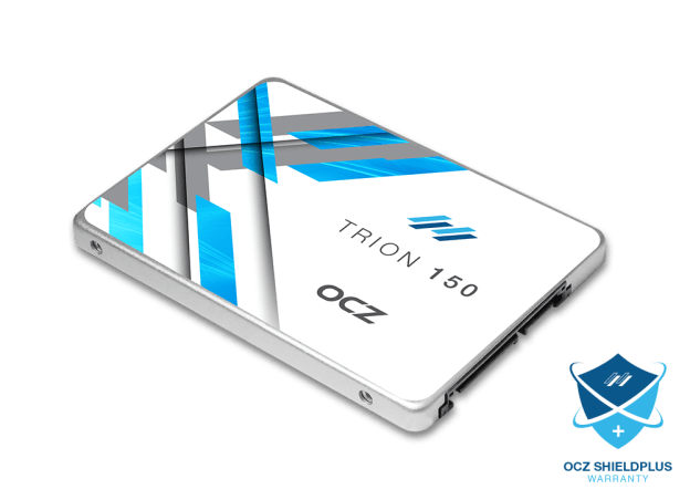 OCZ Trion 150 SSD Launched