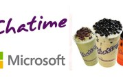 Chatime Malaysia's Bubbling Success With Microsoft