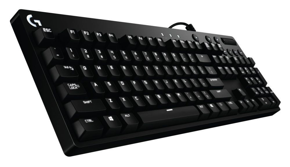 Logitech G610 Orion Brown Mechanical Keyboard Launched