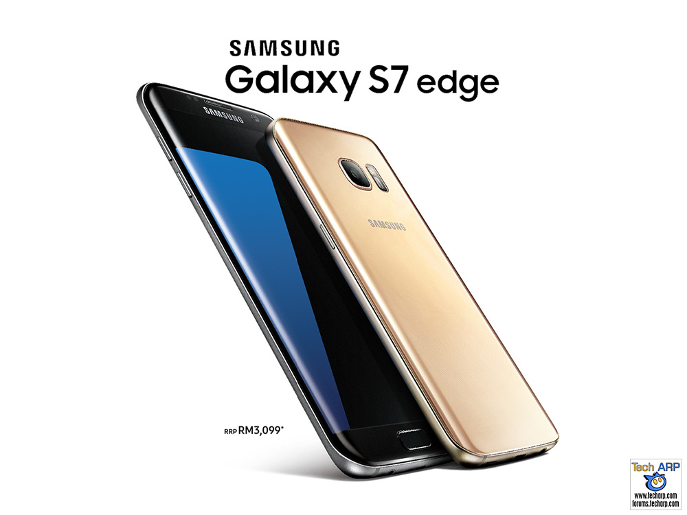Samsung Galaxy S7 Roadshow Promotions