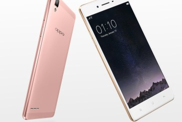 OPPO F1 Rose Gold Variant Released