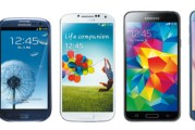 Evolution Of The Samsung Galaxy S Smartphones