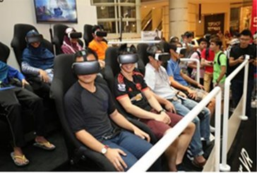 Samsung Gear VR 4D Theatre Wins Rave Reviews