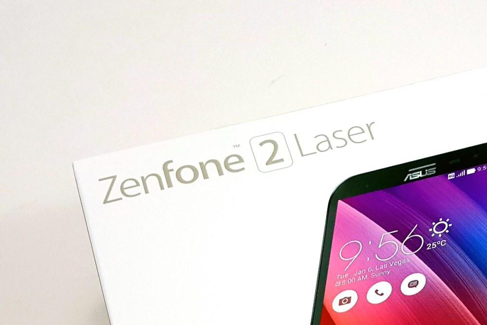 ASUS ZenFone 2 Laser (ZE601KL) Phablet Review