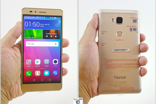 honor 5X Smartphone Review
