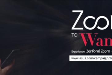 ASUS Announces Zoom To Wanda Contest