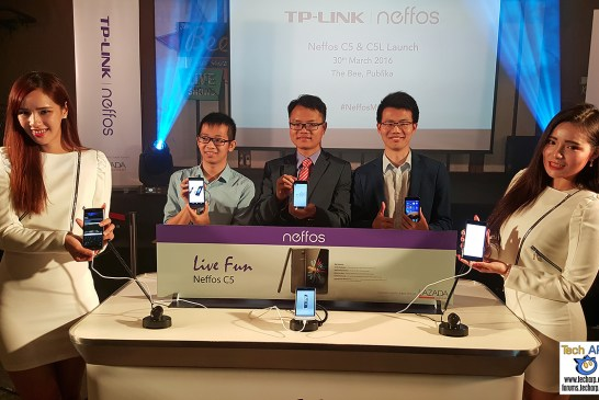 Neffos C5 & Neffos C5L Smartphones Revealed